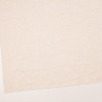コットン×幾何学模様(クリーム)×二重織ジャガード_全2色 サムネイル2
