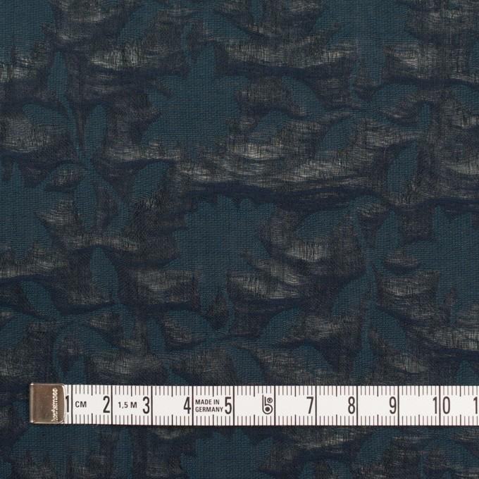 コットン×フラワー(バルビゾン)×二重織ジャガード イメージ4