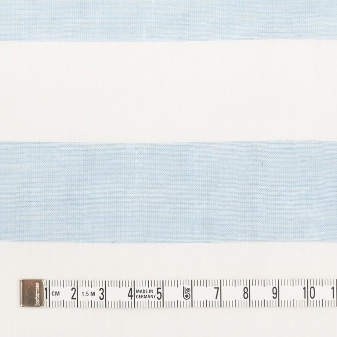 コットン×ボーダー(サックス)×Wガーゼ_全3色 イメージ4