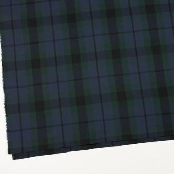 コットン×チェック(モスグリーン&グレープ)×オックスフォード サムネイル2