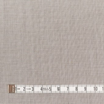 コットン×無地(シルバーグレー)×二重織_全2色_イタリア製 サムネイル4