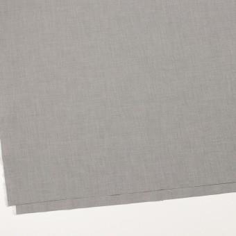 コットン×無地(グレー)×二重織_全2色_イタリア製 サムネイル2