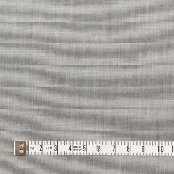 コットン×無地(グレー)×二重織_全2色_イタリア製 サムネイル4