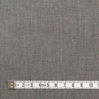コットン×無地(チャコールグレー)×キャンブリック_イタリア製 サムネイル4