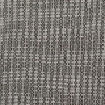コットン×無地(チャコールグレー)×キャンブリック_イタリア製