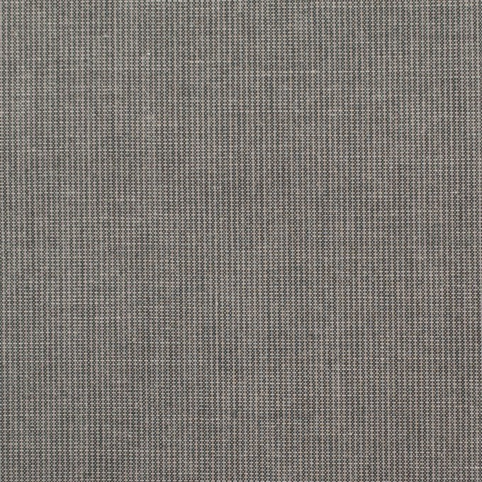 コットン×無地(チャコールグレー)×キャンブリック_イタリア製 イメージ1