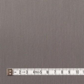 コットン&ポリアミド×無地(ストーングレー)×ブロード_イタリア製 サムネイル4