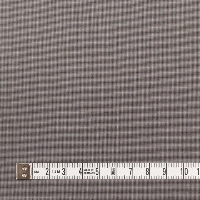 コットン&ポリアミド×無地(ストーングレー)×ブロード_イタリア製 イメージ4