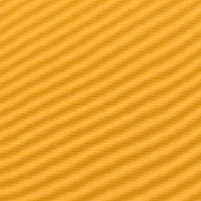 ポリエステル&アセテート×無地(マスタード)×形状記憶タフタ_イタリア製 イメージ1