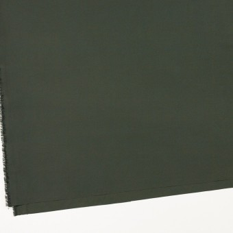 ポリアミド×無地(ディープグリーン)×ファイユ_イタリア製 サムネイル2