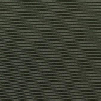 ポリアミド×無地(ディープグリーン)×ファイユ_イタリア製