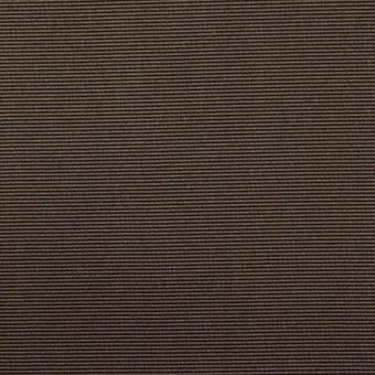 シルク×無地(ダークブラウン)×バックサテングログラン_イタリア製 サムネイル1