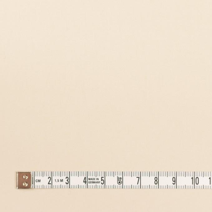 コットン×無地(クリーム)×サージ_イタリア製 イメージ4