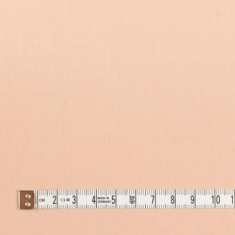 コットン×無地(サーモンピンク)×サージワッシャー_イタリア製_全2色 サムネイル4
