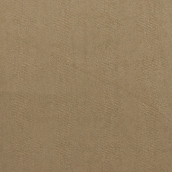 コットン×無地(アッシュカーキ)×サージワッシャー_イタリア製_全2色 サムネイル1