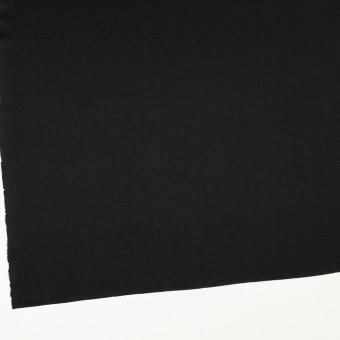 コットン&モダール×無地(ブラック)×スムースニット サムネイル2