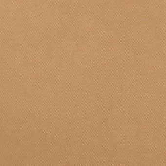 コットン&ポリウレタン×無地(オークル)×サテンストレッチ・ワッシャー サムネイル1