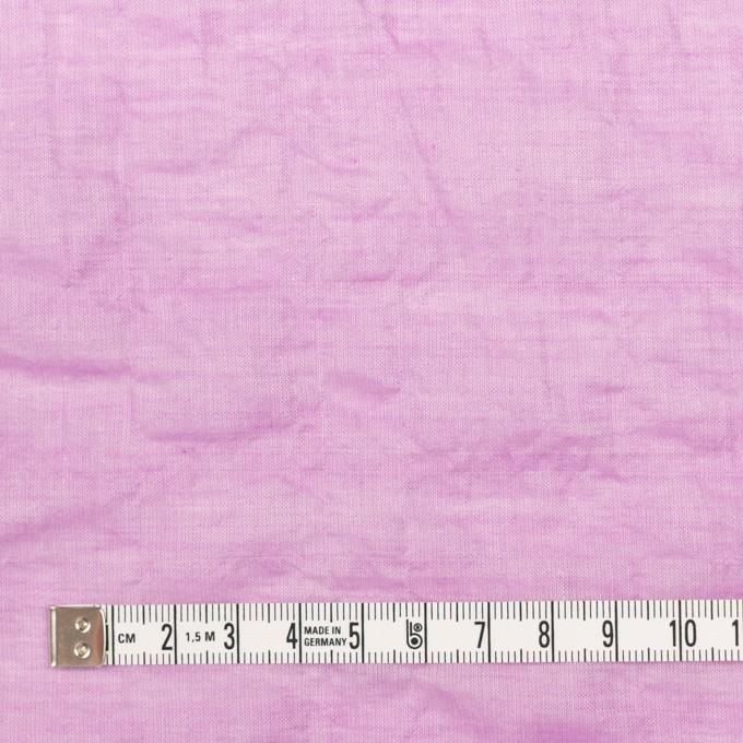 テンセル&コットン混×無地(オペラモーブ)×ボイルシャーリング_全4色 イメージ4