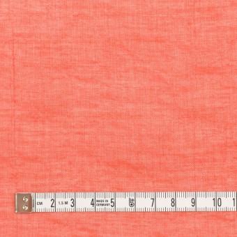 テンセル&コットン混×無地(パッションレッド)×ボイルシャーリング_全4色 サムネイル4