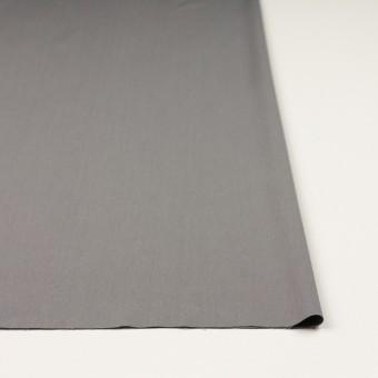 コットン&ビスコース混×無地(スチール)×サージストレッチ_全4色_イタリア製 サムネイル3