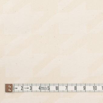 コットン×千鳥格子(キナリ)×ジャガード サムネイル4