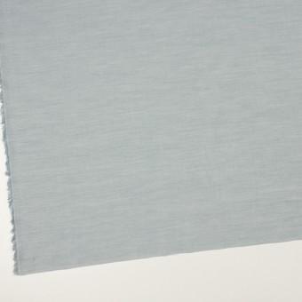 コットン×無地(ブルーグレー)×シャンブレー_全3色_イタリア製 サムネイル2