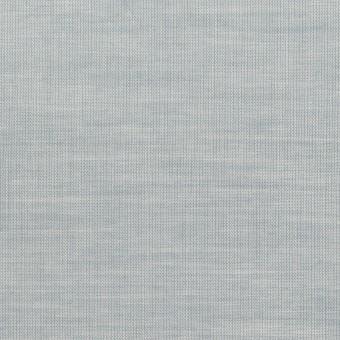 コットン×無地(ブルーグレー)×シャンブレー_全3色_イタリア製