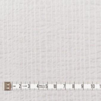 コットン×無地(オフホワイト)×ローンサッカー_全5色 サムネイル4