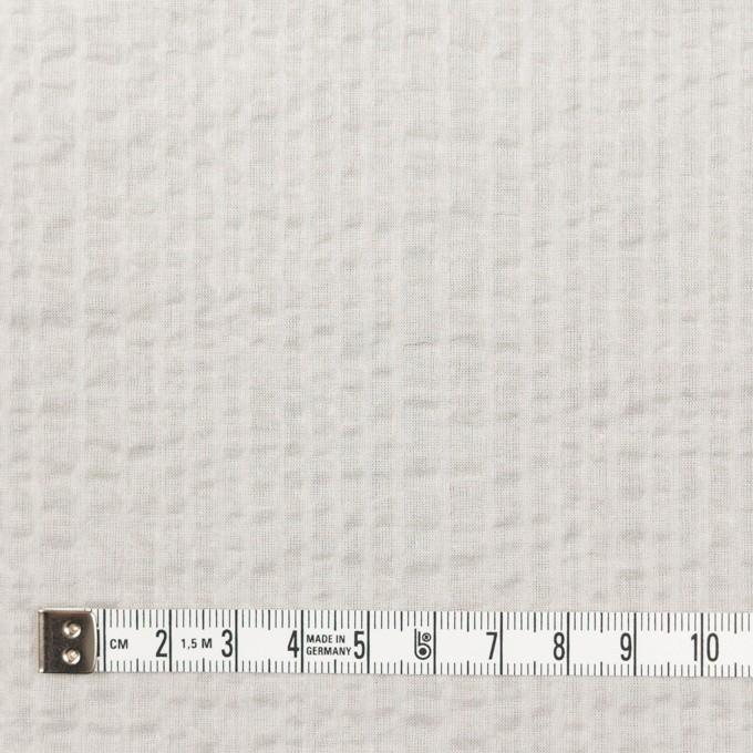 コットン×無地(アイボリー)×ローンサッカー_全5色 イメージ4