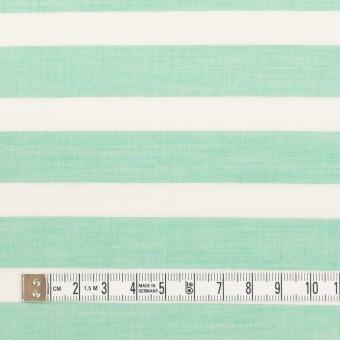 コットン&テンセル×ボーダー(ミント)×ボイル_全2色 サムネイル4