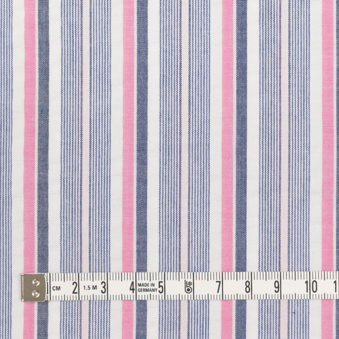 コットン×ストライプ(ピンク)×サッカー_全2色 イメージ4