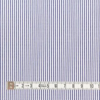 コットン×ストライプ(ネイビー)×ブロードジャガード サムネイル4