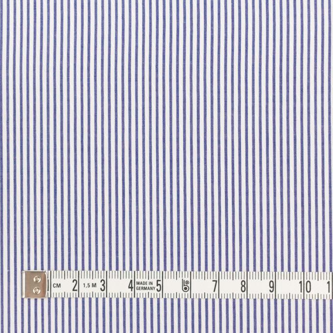 コットン×ストライプ(ネイビー)×ブロードジャガード イメージ4