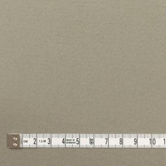 コットン&ポリアミド×無地(モスグレー)×キャンバス_イタリア製 サムネイル4