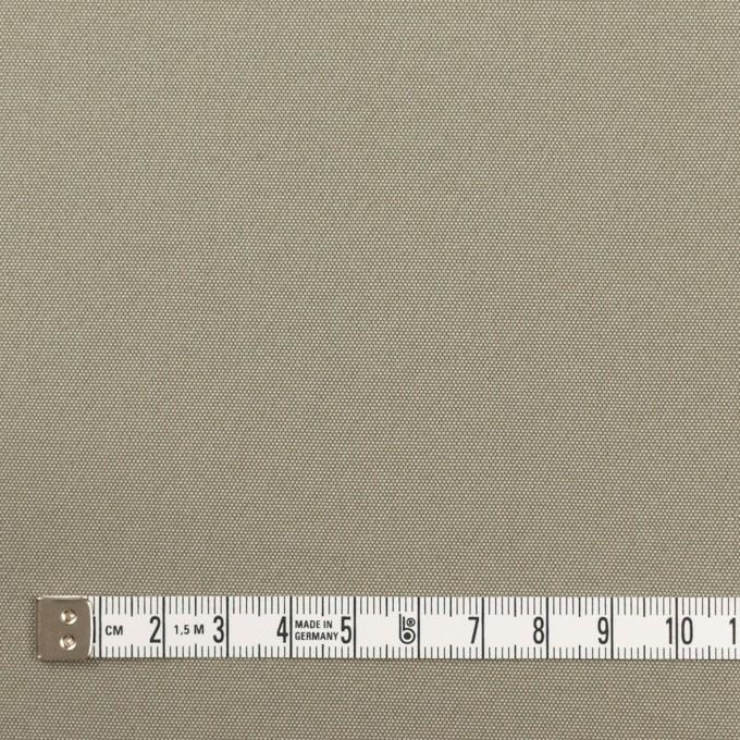 コットン&ポリアミド×無地(モスグレー)×キャンバス_イタリア製 イメージ4
