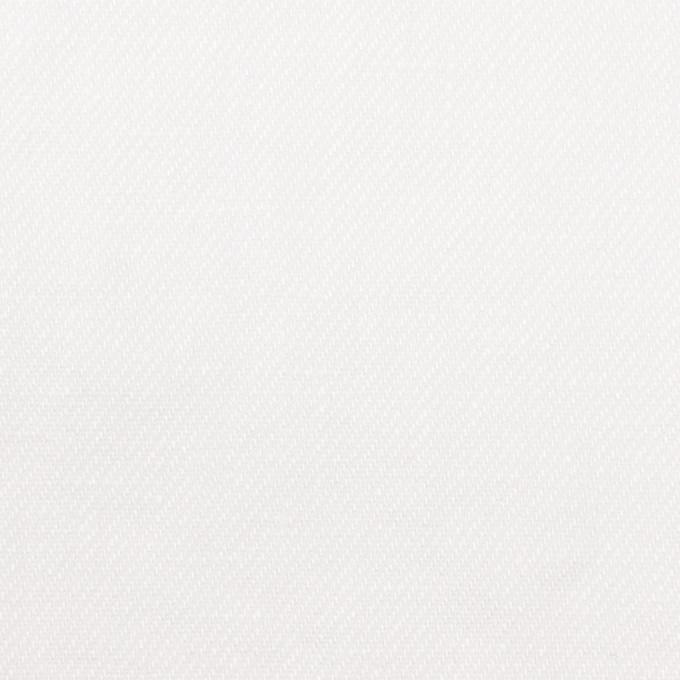 リネン×無地(ホワイト)×サージ_全6色 イメージ1
