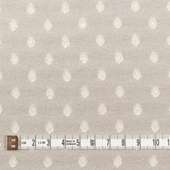 ポリエステル×ドット(キナリ)×ジョーゼット・カットジャガード_全3色 サムネイル4