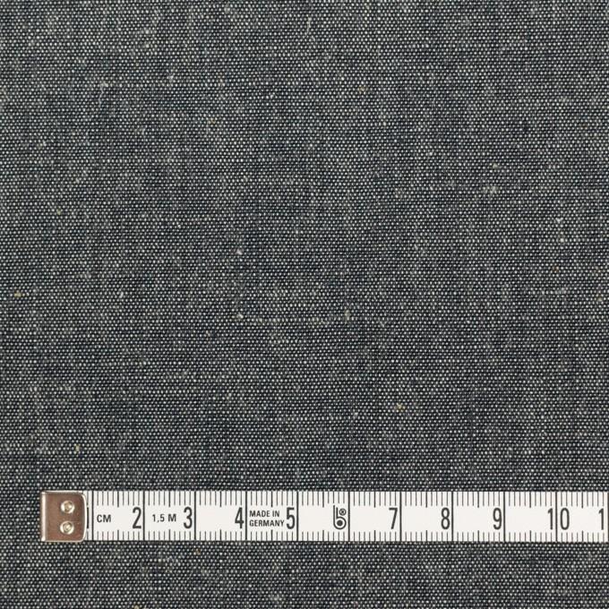 コットン×無地(インディゴ)×キャンバス イメージ4