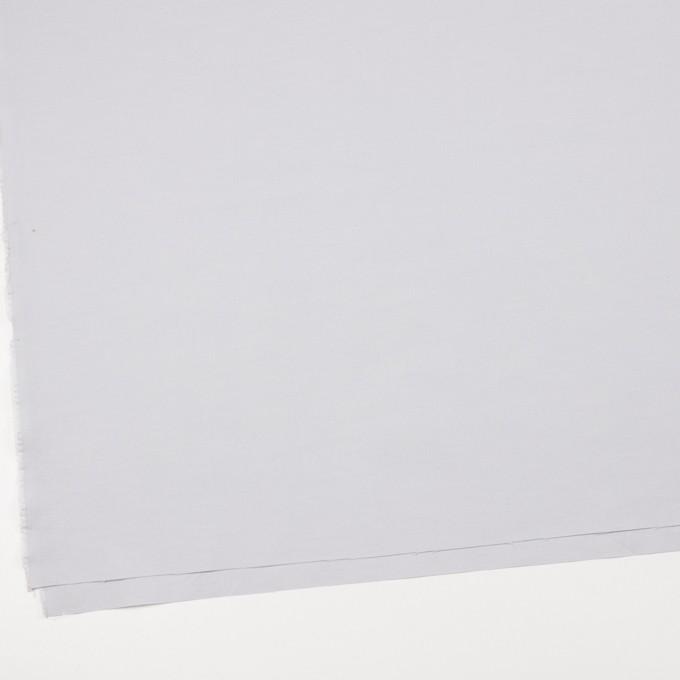 コットン&ポリエステル×無地(ライトグレー)×かわり織_全3色_イタリア製 イメージ2