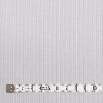 コットン&ポリエステル×無地(ライトグレー)×かわり織_全3色_イタリア製 サムネイル4