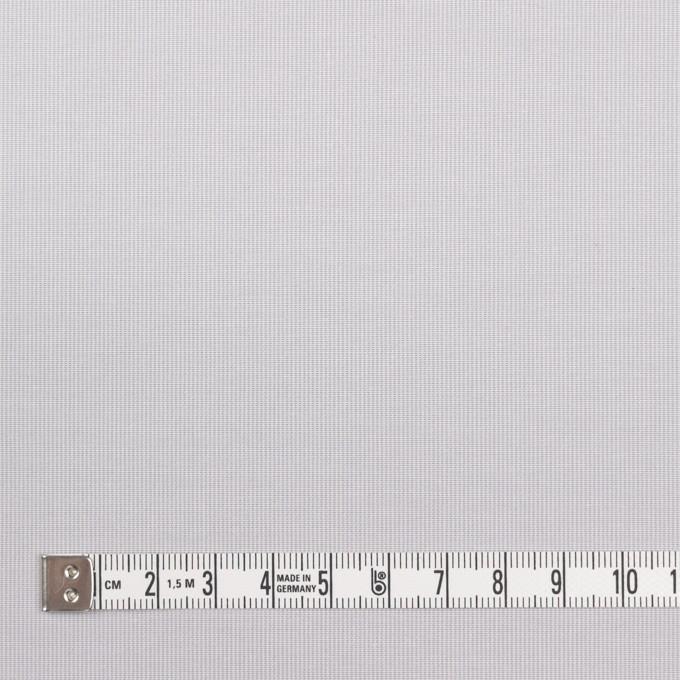 コットン&ポリエステル×無地(ライトグレー)×かわり織_全3色_イタリア製 イメージ4