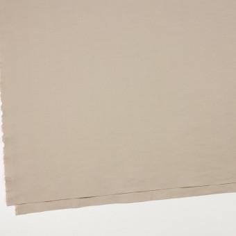 コットン&ポリエステル×無地(カーキベージュ)×かわり織_全3色_イタリア製 サムネイル2