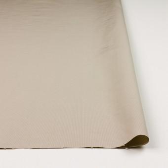 コットン&ポリエステル×無地(カーキベージュ)×かわり織_全3色_イタリア製 サムネイル3