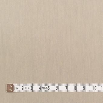 コットン&ポリアミド×無地(カーキベージュ)×シャンブレー_全2色_イタリア製 サムネイル4