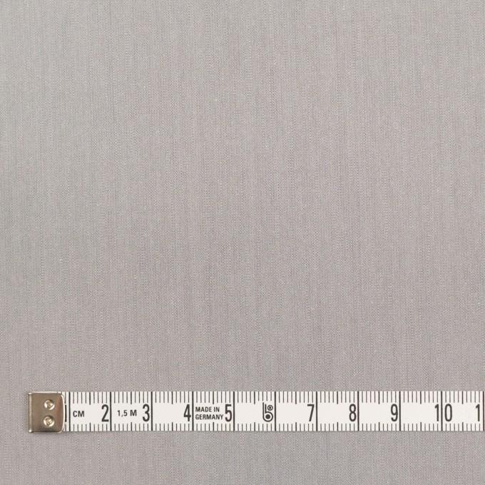 コットン&ポリアミド×無地(スチール)×シャンブレー_全2色_イタリア製 イメージ4
