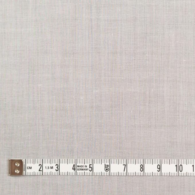 コットン×無地(ホワイト)×ボイル_全4色 イメージ4