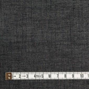コットン×無地(ブラック)×ボイル_全4色 サムネイル4