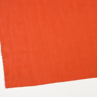 リネン&コットン×無地(バレンシアオレンジ)×かわり織ワッシャー_全4色 サムネイル2