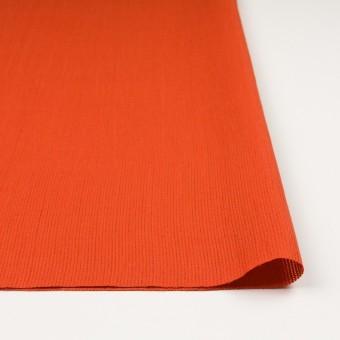 リネン&コットン×無地(バレンシアオレンジ)×かわり織ワッシャー_全4色 サムネイル3