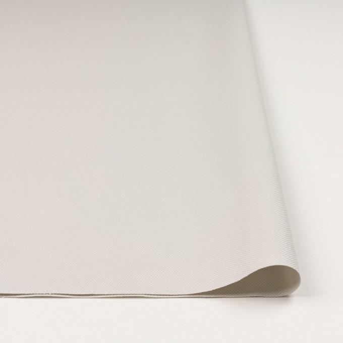 コットン&ポリウレタン×無地(グリーンミスト)×オックスフォード・ストレッチ_イタリア製 イメージ3
